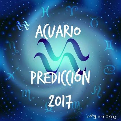 horoscopo acuario 2017