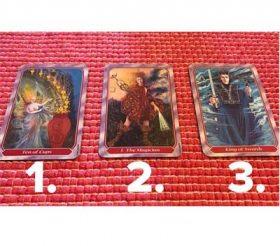 elige una carta de tarot 2