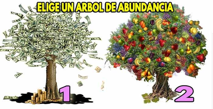 Guia esoterica de la abundancia, elige un arbol y verás de qué es capaz