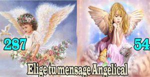 Mensaje angelical desde el cielo