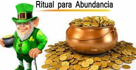Ritual para atraer abundancia