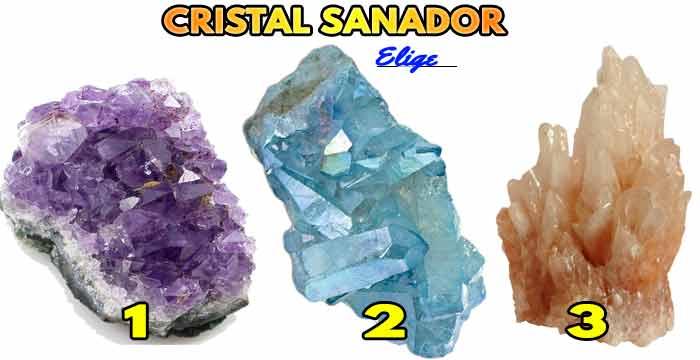 cristal sanador