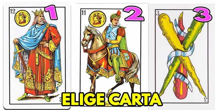 La tirada de cartas españolas que te mostrará cambios importantes