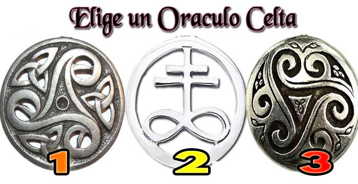 El oraculo celta te revelará acontecimientos que el tarot no puede