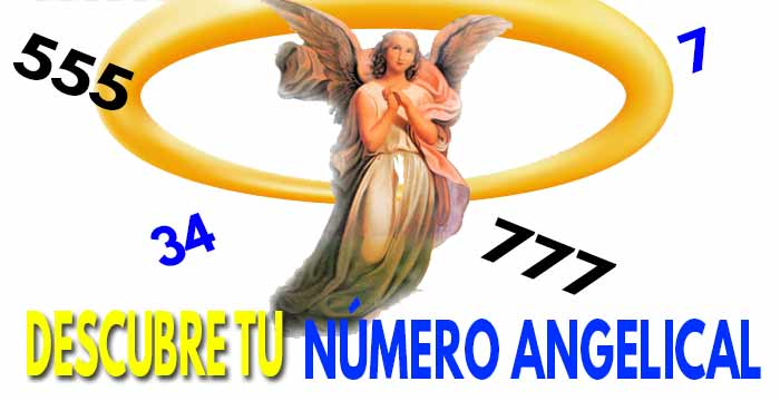 👼Elige tu NUMERO ANGELICAL