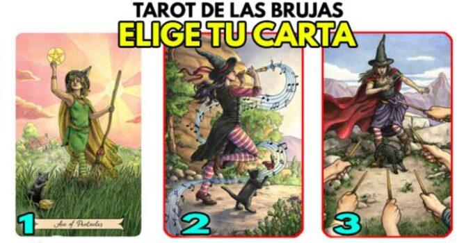 tarot de las brujas