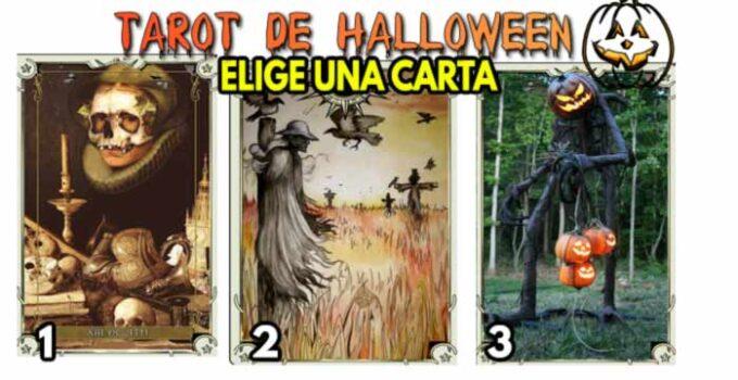 Tarot de Halloween