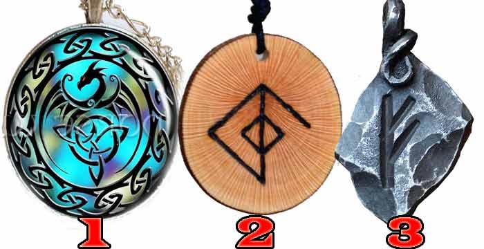 Coge una runa poderosísima y te revelará tu futuro