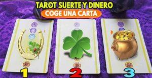 Tarot suerte y dinero