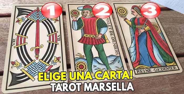 El Tarot de marsella tiene algo que decirte sobre el futuro de tu vida
