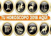Horoscopo anual 2018