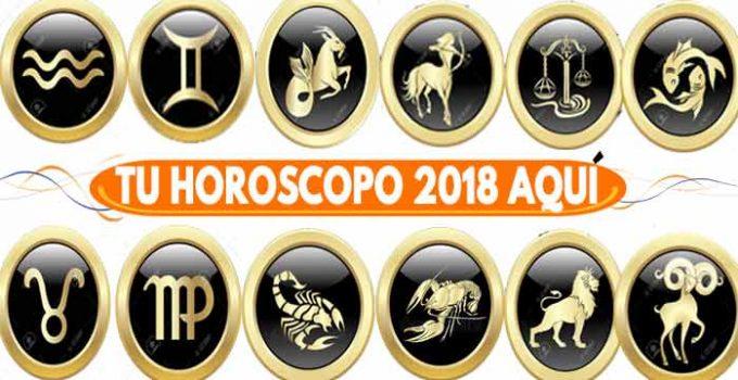Horoscopo anual 2018