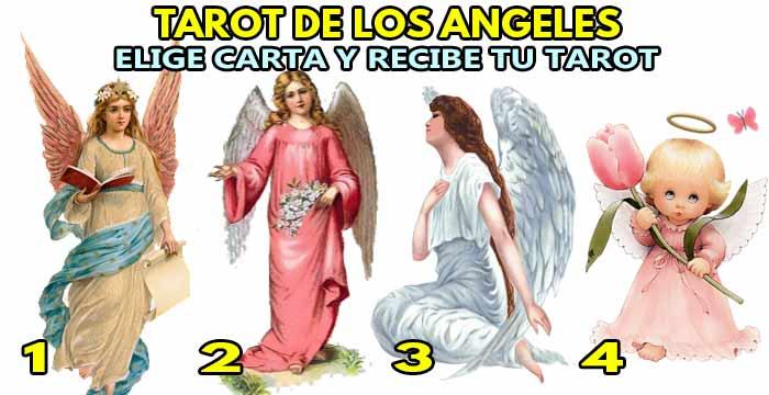 El mejor tarot de los ANGELES ⭐