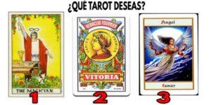 ¿Qué baraja de cartas prefieres? Recibe una tirada