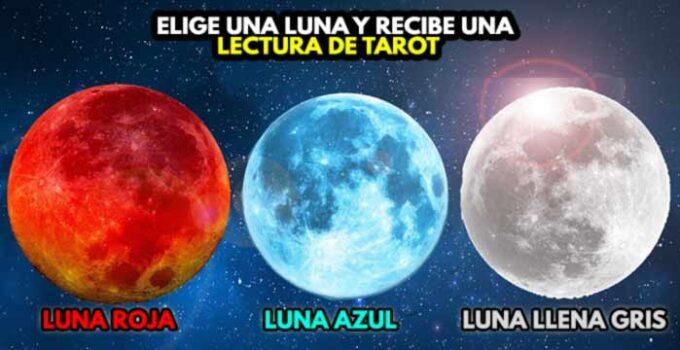 Tarot lunar de octubre