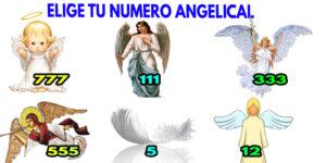 ⭐Elige tu Numero angelical para Marzo2021